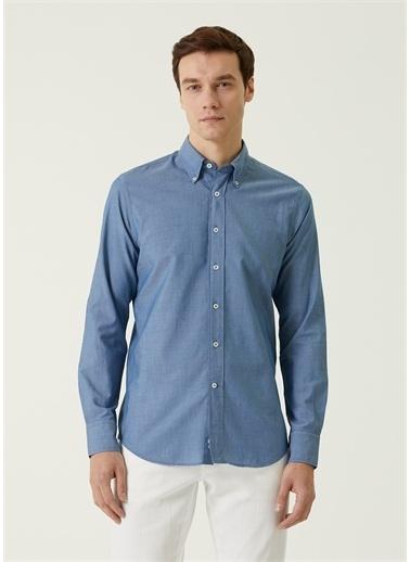 Canali Gömlek Mavi